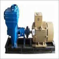 Horizontal self primig cum centrifugal Pump