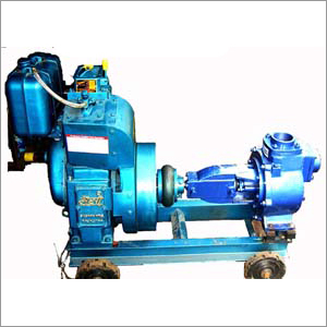 Self priming Centrifugal Mud Monoblock pump