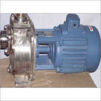 SS self priming cum centrifugal Monoblock pump