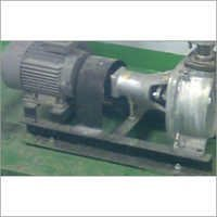 SS Self priming centrifugal mud bare shaft coupled pump