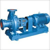 Horizontal centrifugal back pull out bare shaft coupled pump