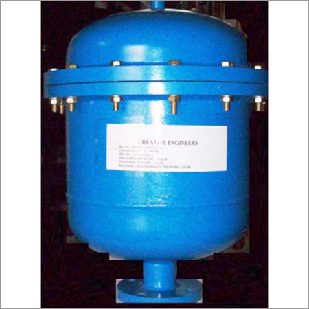 Hydropneumatic Diaphragm accumulators
