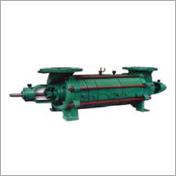 Boiler feed multistage pump