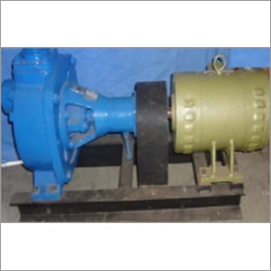 DC Solar bare shaft coupled pump with motor