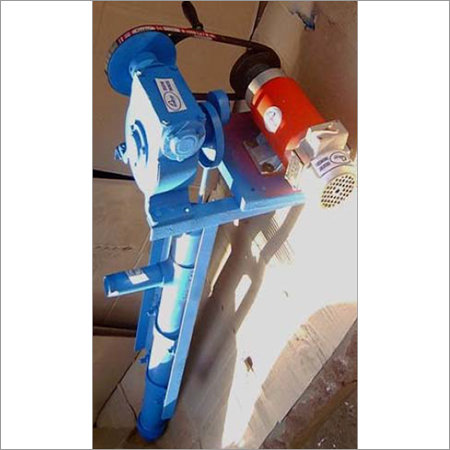 Solar hand pump Arramgement