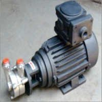 SS Self Priming Flame Proof Monoblock Pump