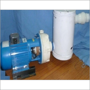 SS Self priming Cum Centrifugal pump with self priming