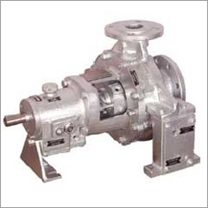 Centrifugal Thermic fluid Bare shaft coupled pump