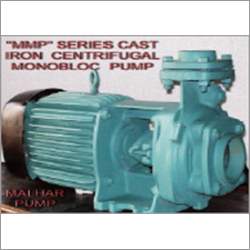 Centrifugal Cast iron Monoblock pump MMP series
