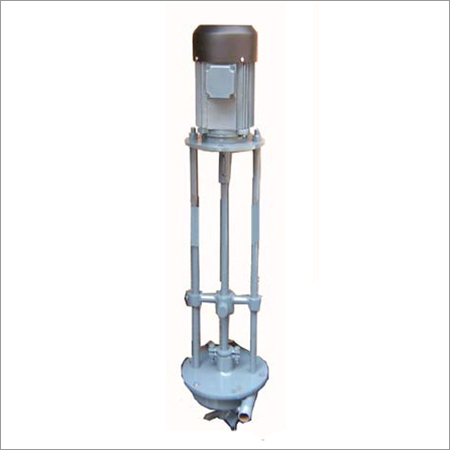 PP Vertical sump pump