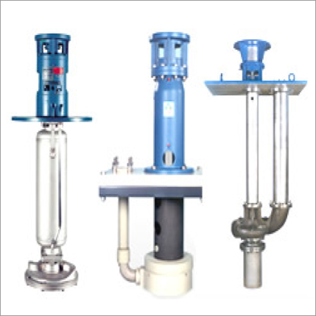 Vertical Sump pump with Cutter