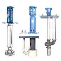 Vertical Inline Sump pump