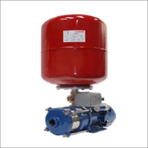 Horizontal Centrifugal Multistage pump with Tank