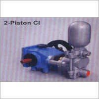 2 Piston Cast Iron Pump