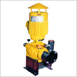 Mechanically Actuated diaphragm metering dosing pump
