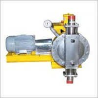 Hydraulically Actuated Diaphragm Metering Dosing Pump