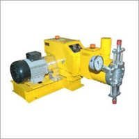 SS Air operated Double Diaphragm pump
