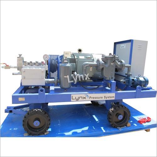 High Pressure Water Jetting Pumps