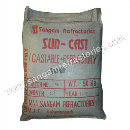 Refractory Insulating Castable