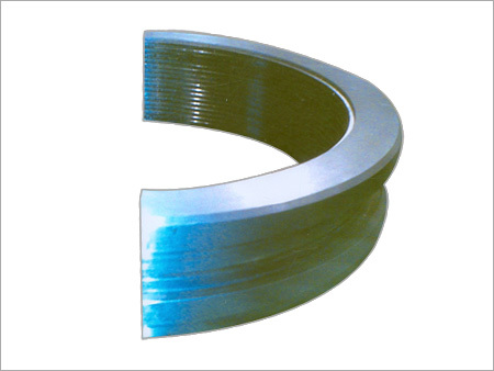 White Metal Lined Bearing