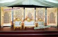 Royal Wedding Backdrop Panels