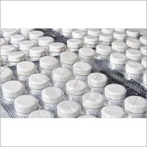 Blister Machine Prepared Tablets
