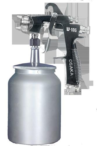 Suction Cup Feed Spray Gun W 106S