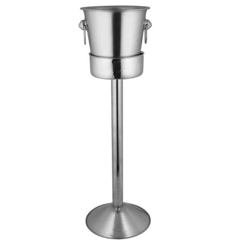 CHAMPAGNE BUCKET WITH ROYAL STAND