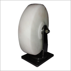 White Wheel (Swivel Wheel)