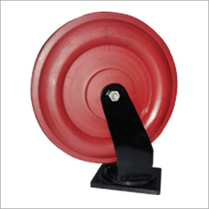 Red Wheel (Swivel Castor)