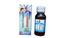 Paracetamol - 250 mg Susp.