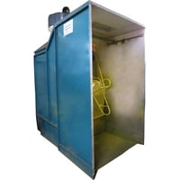 Painting Booth Batch Type