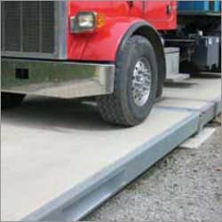 Weighbridge With Steel Platform