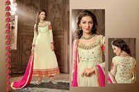 Georgette Embroidery Lehengas Choli