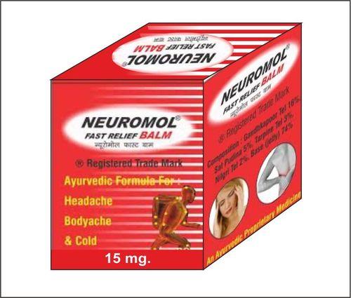 Neuromol Fast Relief Balm