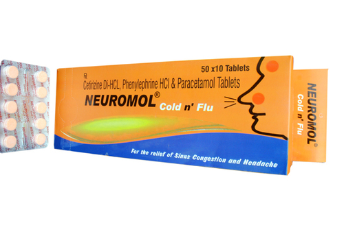 Neuromol Cold N Flu