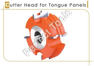 Cutter Head for Tongue Panels