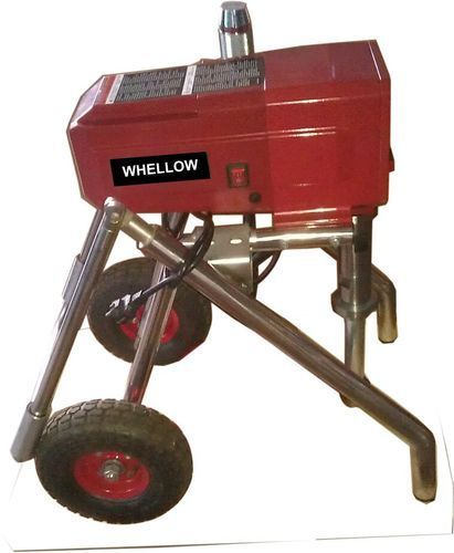 Whellow Electric Painting Equipments