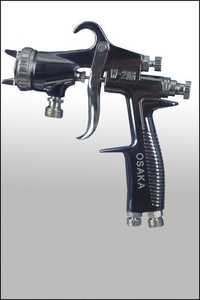 Pressure Feed Spray Gun W 206