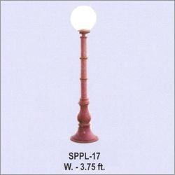 Decorative Street Lamp Poles