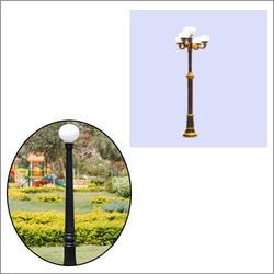 Cast Iron Poles for Garden