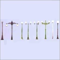 Aluminum Decorative Lamp Pole