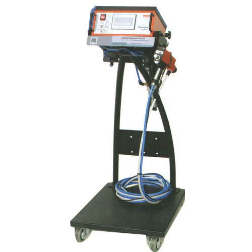 Electrostatic Spray Painting Equipment Statfield Charjet L