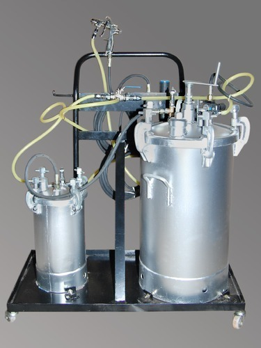 Pressure Feed Containers/Tank