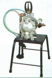 Pneumatic Double Diaphragm Pumps