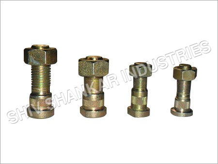 Tractor Hexagonal Head Bolts