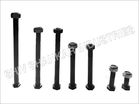Tractor Hex Head  AXLE Bolts
