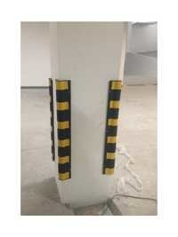 Pillar Mounted Reflector Hump