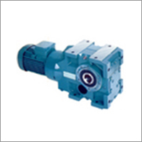 Hollow Shaft Geared Motor
