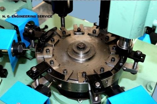 Spm Rotary Table Machine